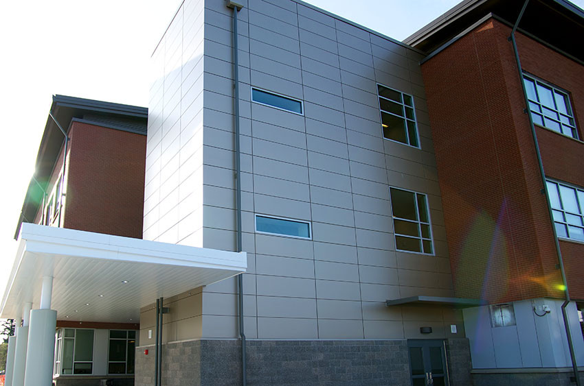 Washington Acm And Architectural Sheet Metal Project Photos